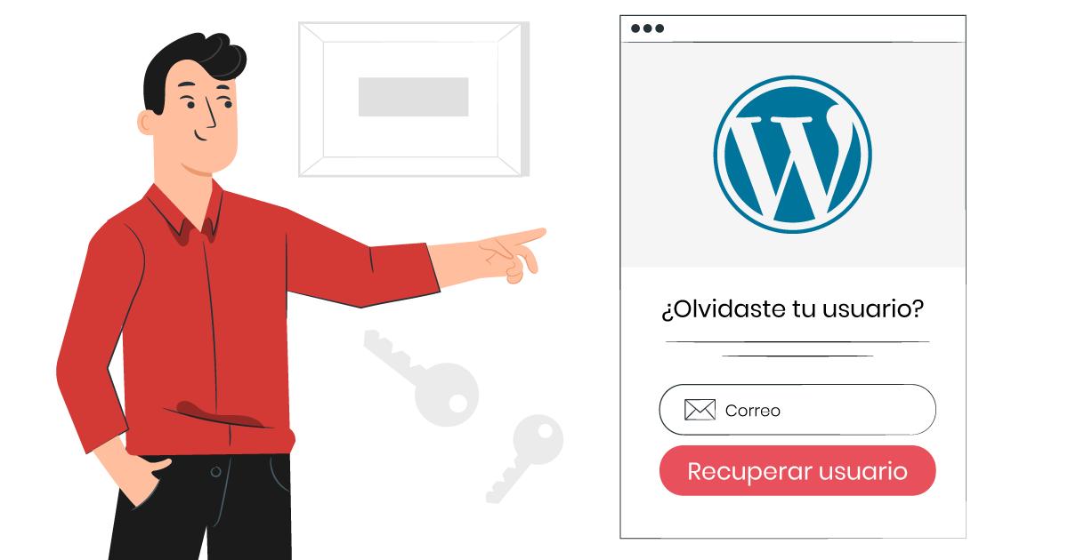 Cómo cambiar nombre de usuario en WordPress (2 métodos)
