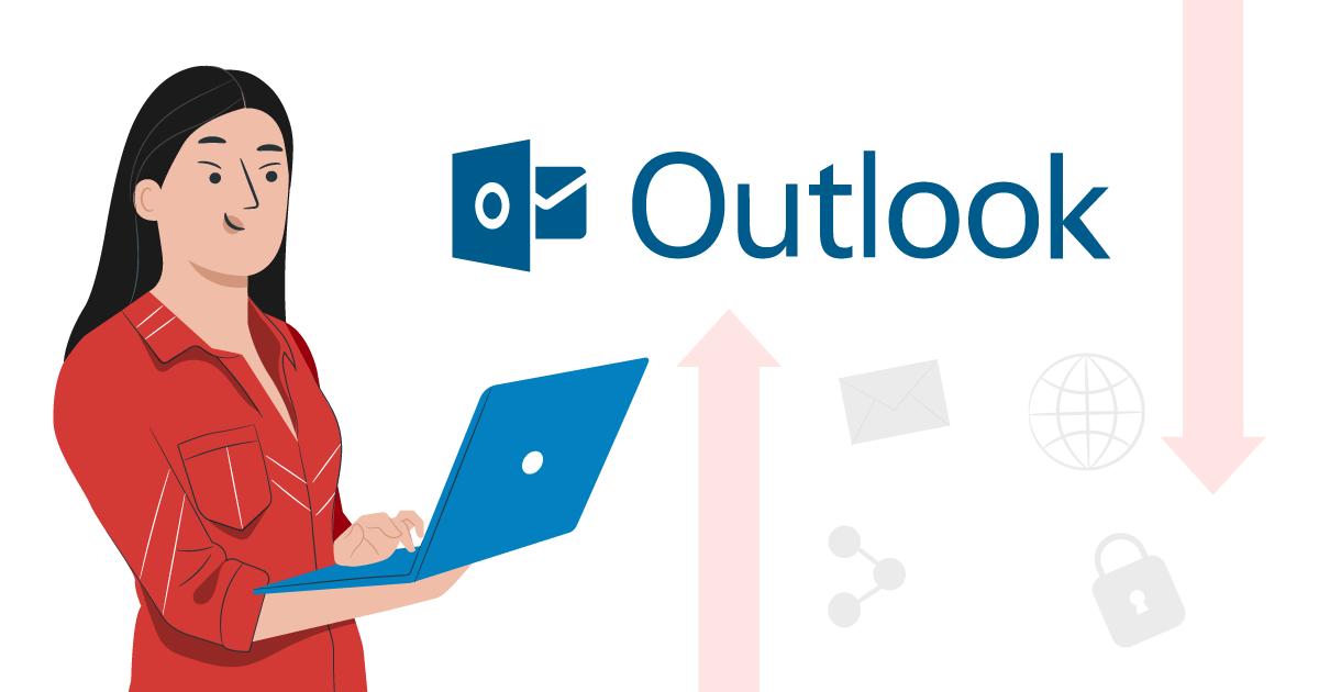 Exporta e importar copia de seguridad de correo electrónico en Outlook