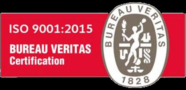 certificado ISO 9001 2015